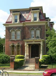 Hudson-Evans House Detroit, Michigan