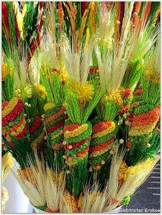 Poland - Krakow - Easter Market 2014 - Palms