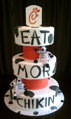 Cute cake! Haha!! I think this should be the cake for my 30th birthday next year! :)