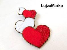 LujzaMarko / Valentínske srdcia