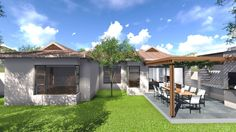 Earp Construction develops and sells properties in George on the Garden Route in South Africa. There are a range of design styles and sizes to suit your budget. Earls Court, Design Your Dream House, Open Plan, Property For Sale, South Africa, Bali, Construction, Outdoor Decor, Building
