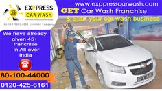 Bring Your Car Wash Business into Focus through Car Wash Franchise