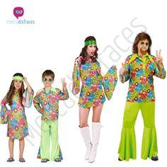 Disfraces grupos Hippies En mercadisfraces tu tienda de disfraces online, aquí podrás comprar tus disfraces para Carnaval o cualquier fiesta temática. Para mas info contacta con nosotros http://mercadisfraces.es/disfraces-para-grupos/?p=7