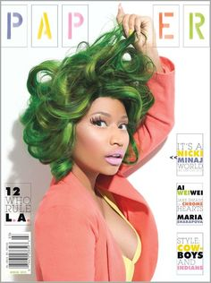 журнал Paper, Весна 2012