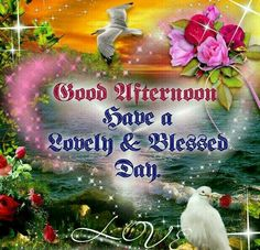 Good afternoon sister and all, have a relaxing afternoon☆♡☆.