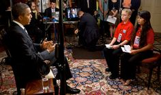 Scholastic News Kid Reporters Jacob Schroeder and Topanga Sena sat down with President Barack Obama for an exclusive back-to-school interview at the White House. School Interview, News Articles For Kids, Yearbook Class, Michelle Obama, Teaching Tools, Barack Obama, Current Events, Back To School
