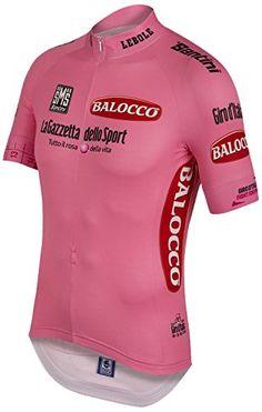 Santini Giro D Italia 2015 Leaders Short Sleeve Cycling Jersey tredz a2e5e7914