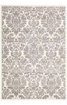 Safavieh Porcello Grey Ivory Rug, Rugs USA