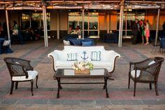 Harborside East Wedding | Charleston Weddings | The Wedding Row