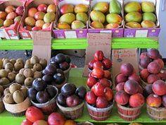 Farmers Market, Produce, Fresh, Food