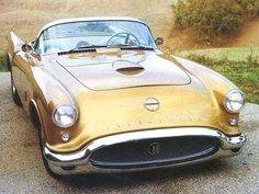 1954 Oldsmobile F-88 Roadster Concept Car Sold in 2005 for $3,240,000