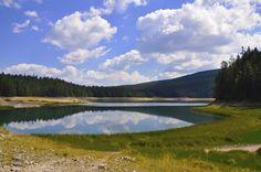 The Black Lake, Montenegro