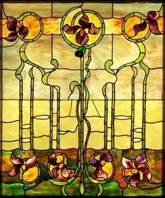 Stained Glass SMSG 6 by Atelier Teee, via Flickr