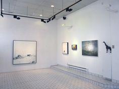 Collectif été 2016 - Québec - Galerie Lacerte