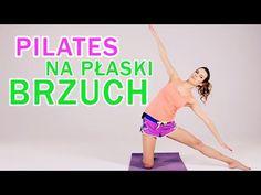 Pilates na płaski brzuch - YouTube Pilates, Youtube, Fitness Inspiration, Health And Beauty, Healthy Life, Health Fitness, Abs, Weight Loss, Yoga