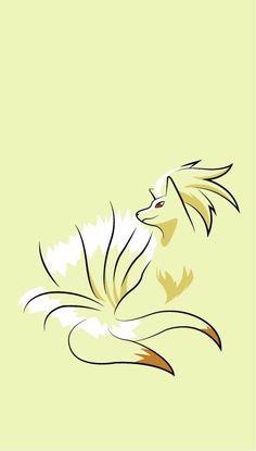 Ninetales / pokemon