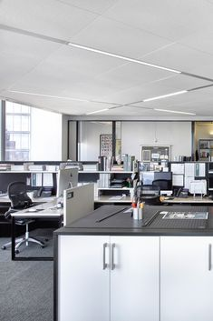 Design your commercial office spaces with elegant beautiful Neo-Ray Define.