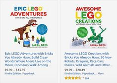 Epic Lego Adventures - Need a few new ideas?