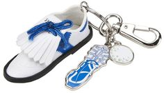 Check out our Blue Sydney Love Ladies Golf Keychain! Find the best golf gear and accessories at Lori's Golf Shoppe. Click through now to see this!