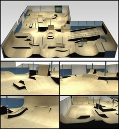 skatepark hall - Hledat Googlem
