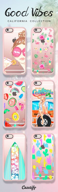 California Dreamin' // Tap this link to shop our new #CaliforniaColors collection >>> https://www.casetify.com/californiacolors# | @casetify