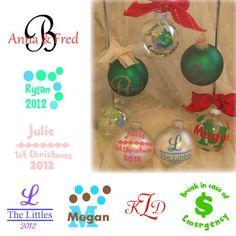 cricut projects with vinyl   Cricut Projects / Vinyl ideas for ornaments ~ Get vinyl supplies at ...