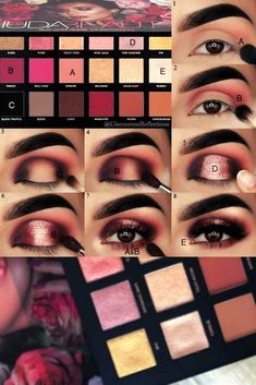 Here is a beautiful collections of huda beauty eye shadow pallets. And it has gorgeous cool tones, shimmers. And you can create lots of look with it.   #huda beauty pallet #huda beauty pallet looks #huda beauty eye shadow pallet #huda beauty looks step by step #step by step eye shadow huda beauty