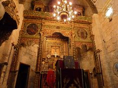 Orthodox Syriac Monastery and House of Saint Mark and his Mother (Cenacle), Jerusalem Israel