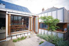 Haberfield House, Sam Crawford Architects
