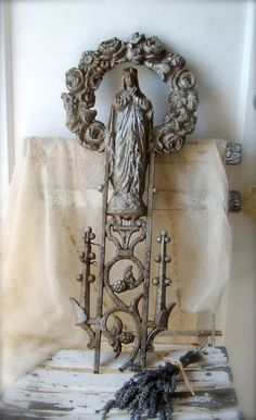 Madonna Holy Relic from France