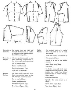 Personalized Patterns: Fitting & Altering - Page 27