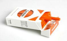 Carrot Cigarette Sticks