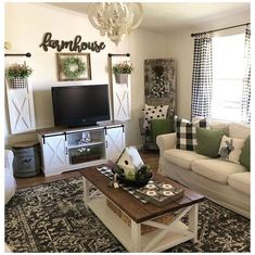45 Creative Living Room Design and Decor Ideas for Small Apartment living room curtains Small Apartment Living, Living Room Tv, Cozy Apartment, How To Decorate Small Living Room, Living Room Corner Decor, Living Room Decor Themes, Living Room Table Sets, Dining Room, Room Decorations