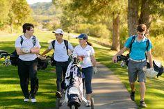 Upper School Golf Team