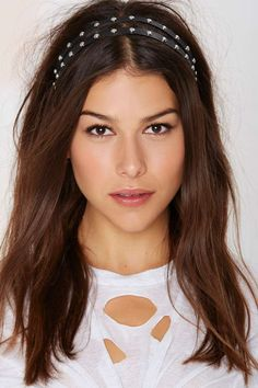 Short Stop Studded Headband | Shop Accessories at Nasty Gal!
