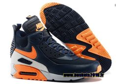 Chaussures Nike Oficiel Pas Cher Pour Homme Nike Air Max 90 Sneakerboot Winter