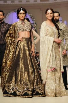 Bridal Wear created by Faraz Manan from 2015 Collection 5