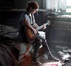 The last of us part 2 (didn't come out yet)