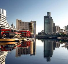 $23 - Cruise A: Port of Melbourne and Docklands: Downstream | City River Cruises