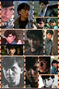 Johnny Cade!! <3 …Dreamy :)