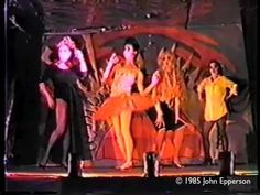 Excerpts from Lypsinka's BALLET OF THE DOLLS, Pyramid Club, 1985 - YouTube