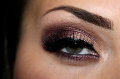 Christina this look can be done with Naked or Naked 2 Palette I'm pretty sure. But look through what you have!