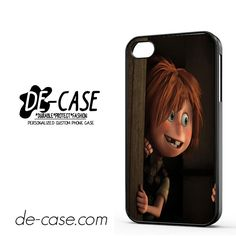 Disney Up Movie Carl And Ellie Young DEAL-3445 Apple Phonecase Cover For Iphone 4 / Iphone 4S