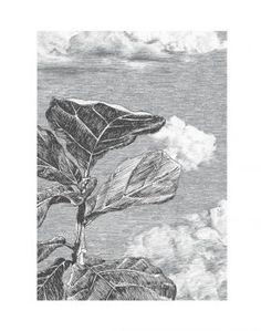 Sian-Zeng-Seasons-Cloud-Forest-monochrome-floral-interior-artwork-sample