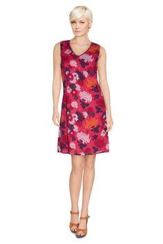 Profitez de la Livraison GRATUITE pour l'achat de ce vêtement Femme : Robe Rose de la marque LA FIANCEE DU MEKONG (Reference 98421109). Un modèle printemps - ete 2016, très mode Femme à 100 % COTON.