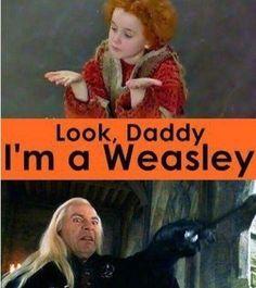 Good Malfoy!