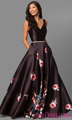 black-prin-dress-DQ-9920-d.jpg (1000×1666)