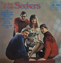 Explore releases from The Seekers at Discogs. Shop for Vinyl, CDs and more from The Seekers at the Discogs Marketplace. 80s Music, Folk Music, Georgy Girl, Pop Musicians, Celebrity Singers, Thanks For The Memories, All About Music, British Invasion, Rockn Roll
