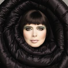 LAST LOOKS With Myke The Makeupguy: Beauty ICON of The Week: Isabella Rossellini
