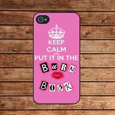 Mean Girls iPhone Case haha i like it, i like it a lot!
